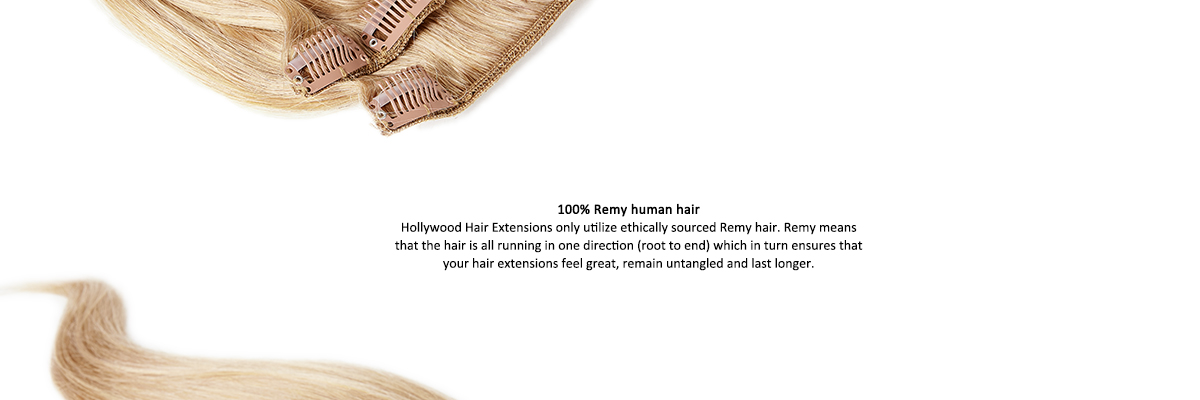Clip Ins Hollywood Hair Extensions